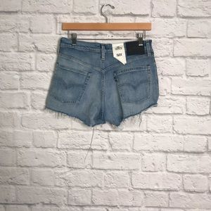 Levi's Shorts - LEVI'S | MADE & CRAFTED | Pin Dot Stripe Shorts